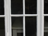 Zinc came casement window