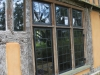 Leaded light casements