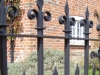 Gates made to match existing ones on a property