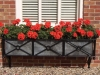 Smart window boxes for a stylish property